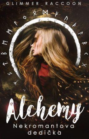 Alchemy: Nekromantova dedička ✓ by glimmer_raccoon