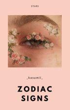 Zodiac signs [ SK ] by _kasumii_