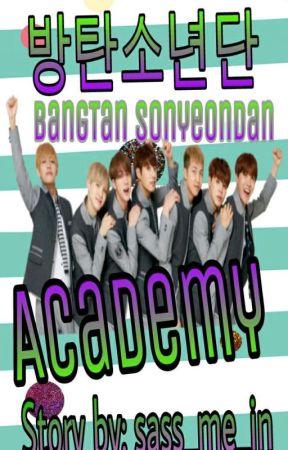 Bangtan Sonyeondan Academy by sass_me_in