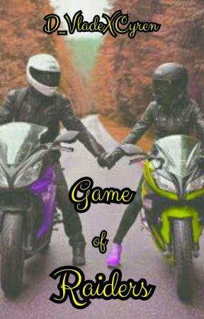 Game Of Raiders by D_VladeXCyren