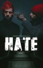 Hate// JOSHLER by Jijushwa_sun