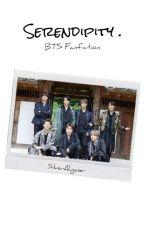 [SU] Serendipity   BTS Malay Fanfic by SilverAhgase-