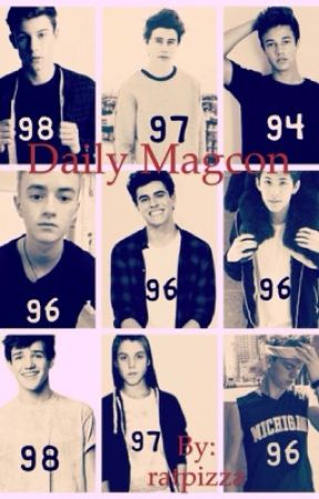 Daily Magcon  by ratpizza