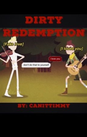 DirtyRedemption : Camp camp David x Daniel  by CanItTimmy