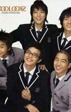 BIGBANG'S ANAK SMA by dae_kil