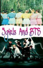 5 garotas 5, problemas by Min_Martha