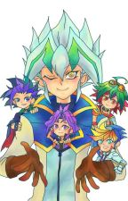 Yugioh-Dragon Yu Boys reacting to ships! by Tauriel105