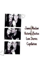James Maslow and Victoria Justice Love Stories Copillation by urkitkat