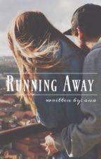 Running Away by rosegolden_