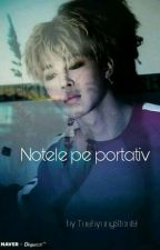 Notele pe portativ // P.Jm. by TaehyungStan19