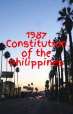 1987 Constitution of the Philippines by biboysasana