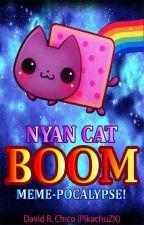 Nyan Cat Boom by PikachuZX