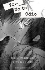 Yo..No Te Odio (Castiel x Sucrette) by caramelositha