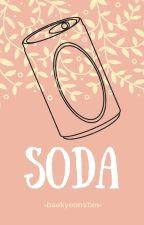 Soda; min yoongi /Hiatus by -BadStuff-