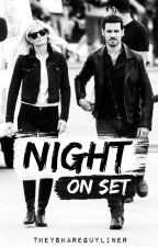 Night On Set ❁ COLIFER by theyshareguyliner
