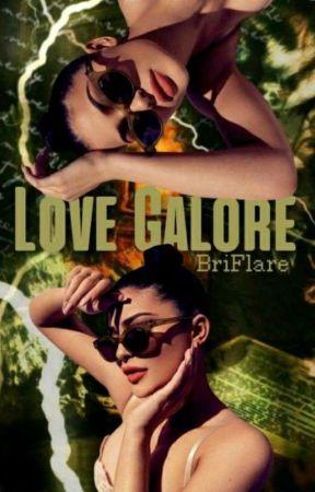 Love Galore » Brock Lesnar by Suplexangel