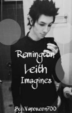 Remington Leith Imagines by Vaporeon700