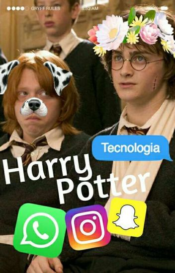 Harry Potter~Tecnologia
