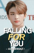 falling for you » daniel seavey [completed] by -goldenwdw