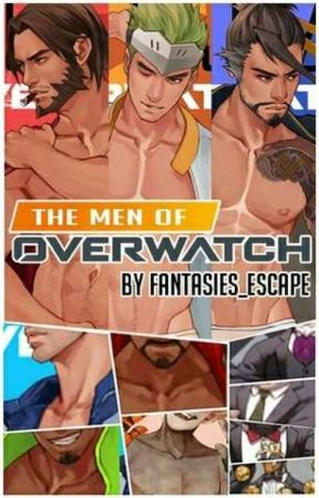 The Men of Overwatch - Something Sweet *Mccree x Reader x