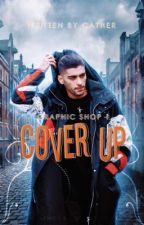 covers ; graphic shop  by -ohjojoba-