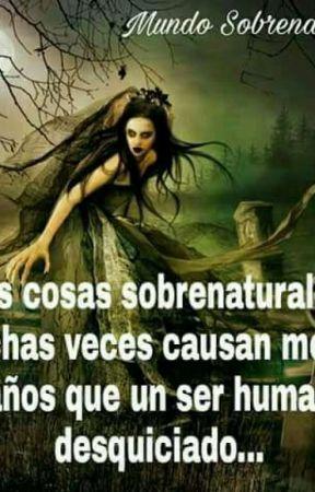 Mundo Sobrenatural  by AzulValkyriana