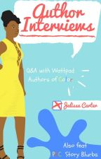 Author Interviews: Q & A with Wattpad Authors of Color by MrsJalissaCarter