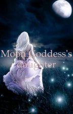 Moon goddess's daughter by Animecrazed21
