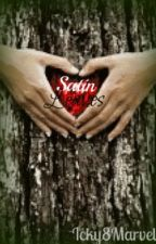 Satin Leaves [BoyxBoy] by Icky8Marvel