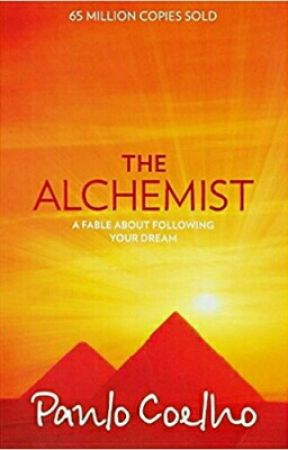 The Alchemist by Paulo Coelho [COMPLETED] by SahilAnsari9