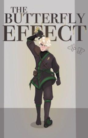 The Butterfly Effect ❧ Lloyd Garmadon X Reader by samseaa