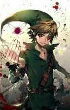 BEN Drowned x male oc by JAnnSmith1