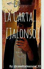 La carta [Jalonso] [mini-historia] by canelitadeazucar_93