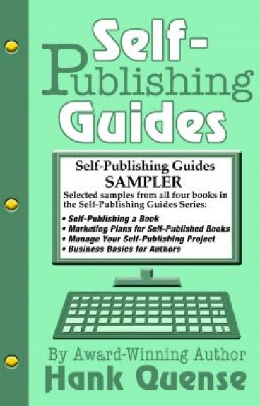 Self-publishing Guides Sampler by hanque