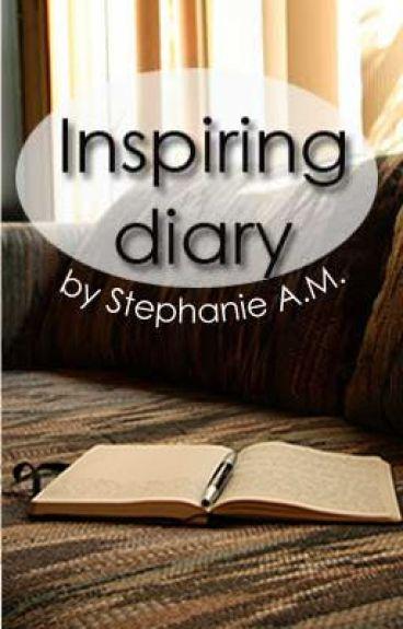 Inspiring Diary by stephaniemarlin