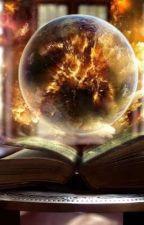 Академия магии или как я нахожу приключения на свою 5 точку by veronika00123