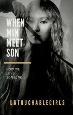 When Min meet Son... by untouchablegirls