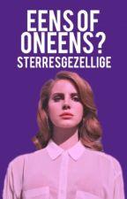 Eens Of Oneens?  by SterresGezellige