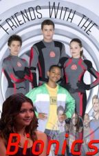 Friends With The Bionics (Lab Rats) by NikkiViera16