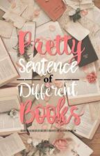 pretty sentence of different books by Elihfrn