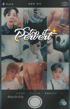 Stop it, pervert ;; YoonMin by -KeyDxddy
