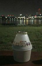 coffee flavored milk by hiiamnym