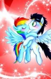 Rainbow Dash and Soarin: Wingbeat by SoariDash