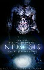 Nemesis (LGBT+) #merman #hunter  by BurningAshesOfEden