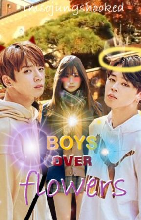 Boys Over Bangtan (BTS fanfic) [COMPLETED] by imsojungshooked