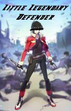 Little Legendary Defender (Keith x Child Reader) by Scarlett-Red