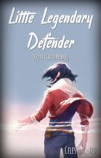 Little Legendary Defender (Keith x Child Reader) by Celestial-Red
