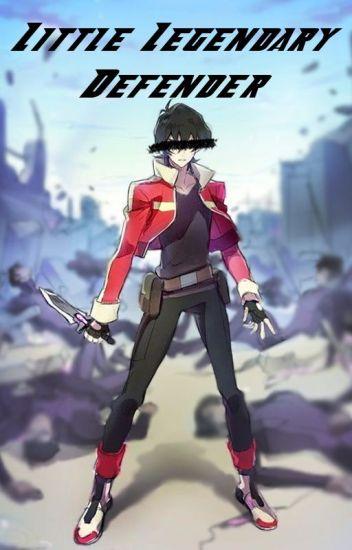 Little Legendary Defender (Keith x Child Reader) - ♫ Celestial-Red