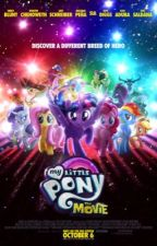 My Little Pony: The Movie Mare/Colt  by CrystalHeart175