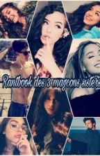 Rantbook des 3 magcon sisters by les3magconsis